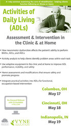 Activities of Daily Living (ADLs): Assessment & Intervention in the Clinic & at Home
