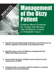 Management of the Dizzy Patient