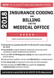Insurance Coding and Billing for the Medical Office: 2018