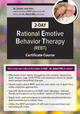 2-Day Rational Emotive Behavior Therapy (REBT) Certificate Course