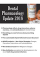 Dental Pharmacology Update 2018