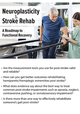 Neuroplasticity and Stroke Rehab