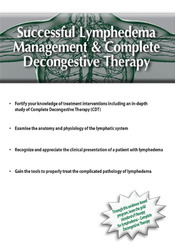 Image ofSuccessful Lymphedema Management & Complete Decongestive Therapy