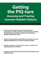 Image ofGetting the PIQ-ture Assessing and Treating Common Pediatric Patients