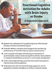 Image ofFunctional Cognitive Activities for Adults with Brain Injury or Stroke