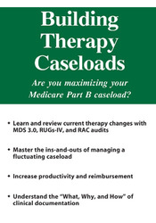 Image ofBuilding Therapy Caseloads