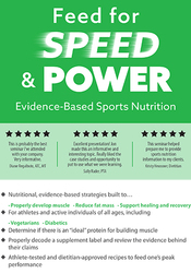 Image ofFeed for Speed & Power: Evidence-Based Sports Nutrition
