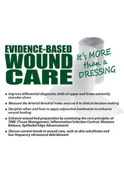 Image ofEvidence-Based Wound Care – It's More than a Dressing