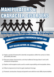 Image ofManipulators & Character Disorders: Interventions, Perspectives, & Str