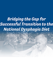 Image ofBridging the Gap for Successful Transition to the National Dysphagia D