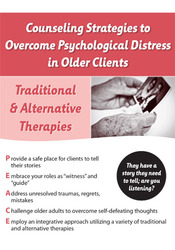 Image ofCounseling Strategies to Overcome Psychological Distress in Older Clie