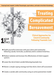 Image ofTreating Complicated Bereavement: Clinical Approaches for Client & Com