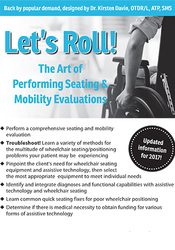 Image ofLet's Roll! The Art of Performing Seating & Mobility Evaluations