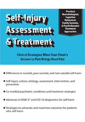 Image ofSelf-Injury Assessment & Treatment: Clinical Strategies When Your Clie