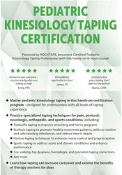 Image ofPediatric Kinesiology Taping Certification