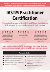 Image ofIASTM Practitioner Certification: Combining Instrument-Assisted Soft T
