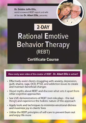 Image of2-Day Rational Emotive Behavior Therapy (REBT) Certificate Course
