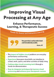 Image of Improving Visual Processing at Any Age: Enhance Performance, Learning,